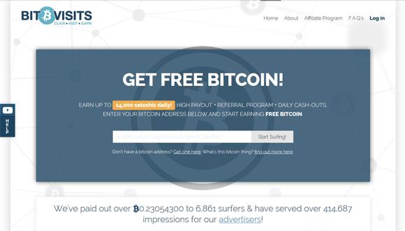 bitvisits-get-free-bitcoin