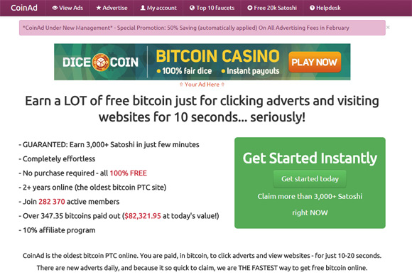 Paid-to-click that pays you in bitcoins madden betting
