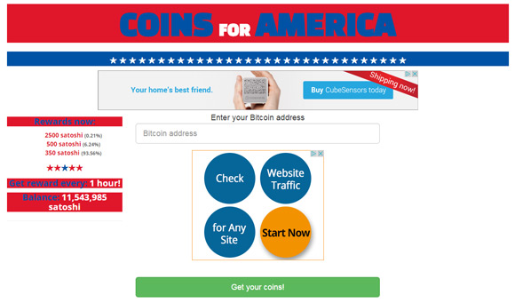 coins-for-america-bitcoin-faucet