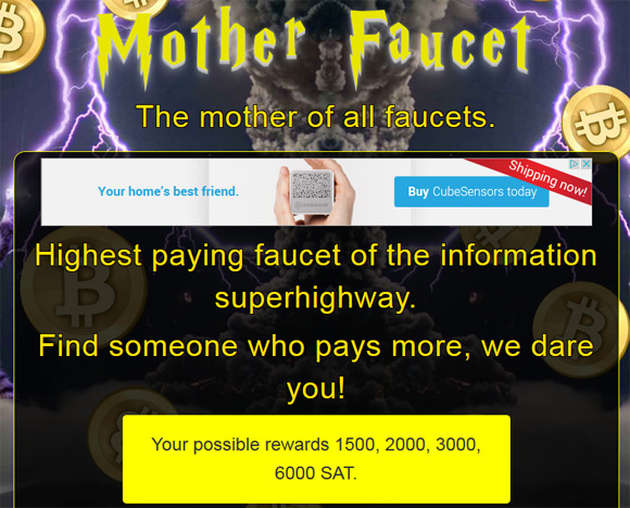 mother-faucet-bitcoin-faucet