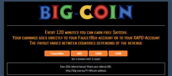 big-coin-bitcoin-faucet