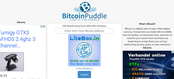 bitcoin-puddle-faucet