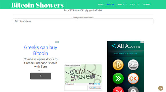 bitcoin-showers-faucet