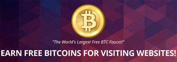 Earn Free Bitcoins for Visiting Websites with BitVisitor