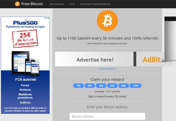 free-bitcoin-faucet