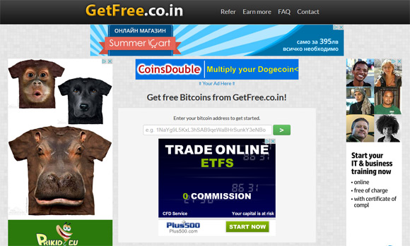 getfree-coin-faucet