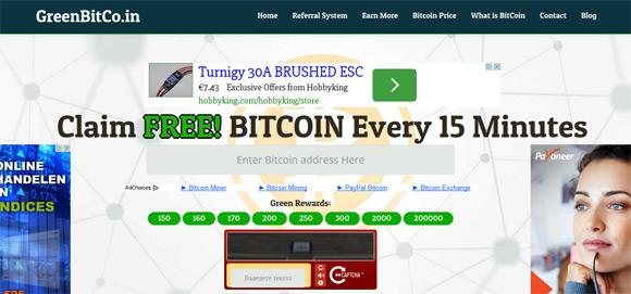 green-bitcoin-faucet