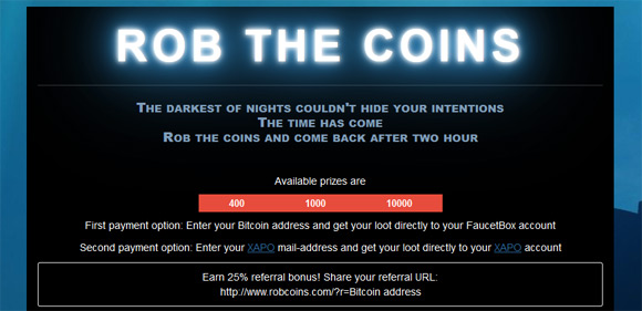 rob-the-coins-faucet